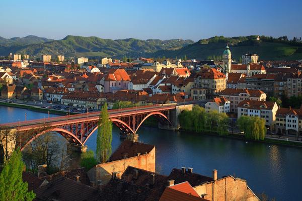Ciudades de Eslovenia