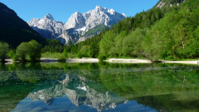 PARQUES NATURALES EN ESLOVENIA