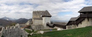 Castillo de Celje