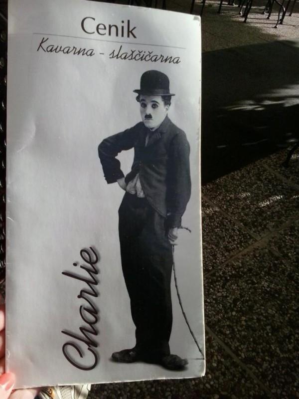 Pastelería y cafetería Chaplin
