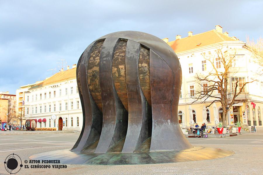 Spomenik narodnoosvobodilnega boja (NOB), monumento de la resistencia contra los nazis