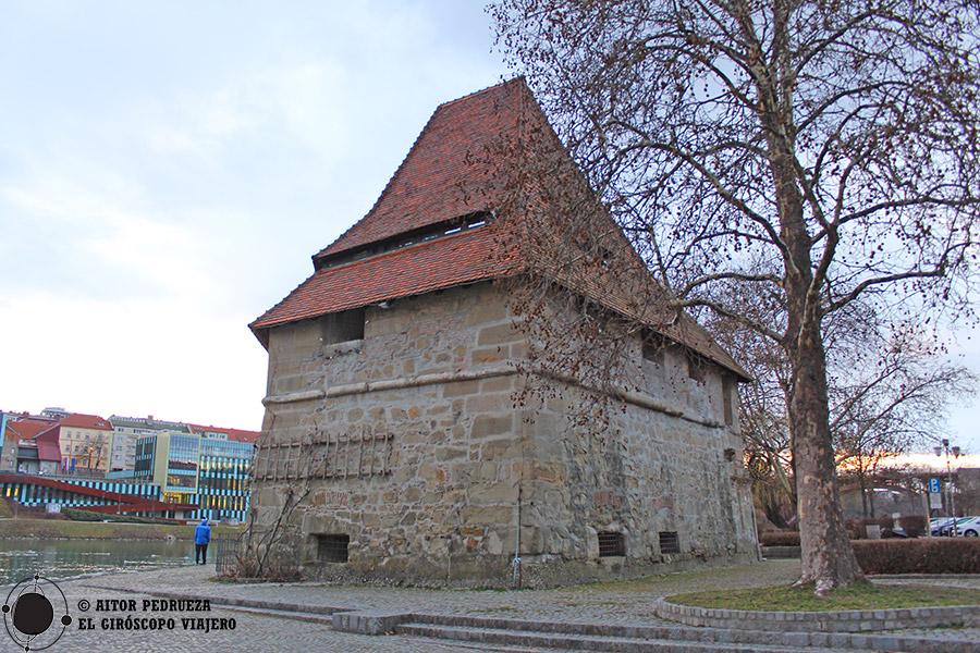 Torre del Agua (Vodni stolp) en Maribor