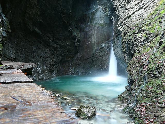 Cascadas de Kozjak
