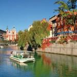 Actividades en Ljubljana