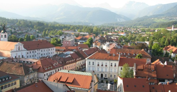 Ciudad de Kamnik