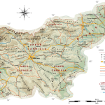 Mapas de Eslovenia