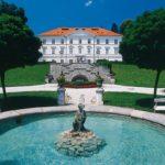 Parque Tivoli de Ljubljana