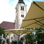 La Isla de las bodas de Eslovenia
